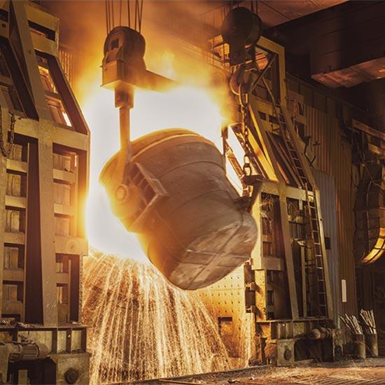Оборудование для металлургии