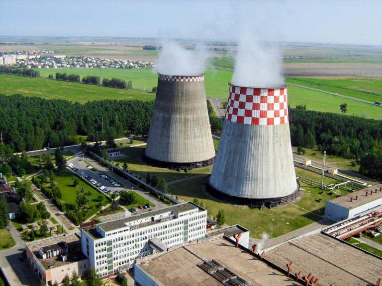 Установка датчиков виброконтроля на Гомельской ТЭЦ-2
