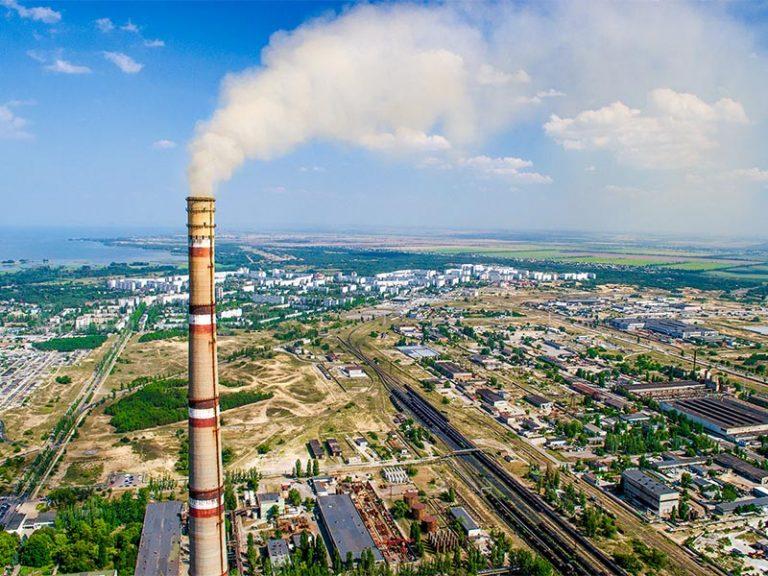 Запорожская ТЭС филиала ПАО «Днепроэнерго»